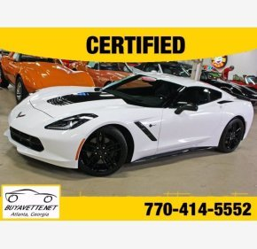 2016 Chevrolet Corvette for sale 101498356