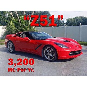 2016 Chevrolet Corvette for sale 101549688