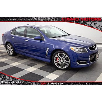 2016 Chevrolet SS for sale 101405243