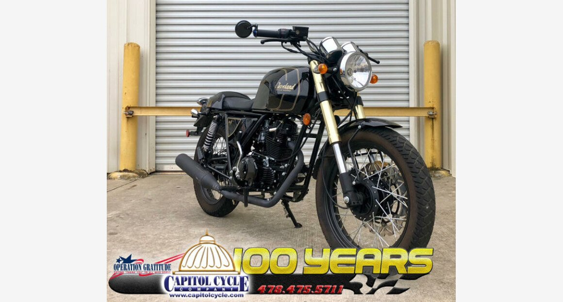 2016 Cleveland CycleWerks Misfit Gen II for sale 200659708