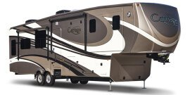 2016 CrossRoads Carriage CG40RE specifications