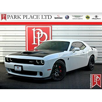 2016 Dodge Challenger SRT Hellcat for sale 101052829