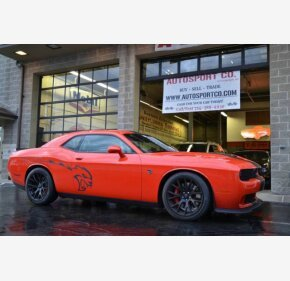 2016 Dodge Challenger SRT Hellcat for sale 101054290