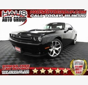 2016 Dodge Challenger SXT for sale 101063183