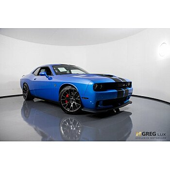 2016 Dodge Challenger SRT Hellcat for sale 101182321