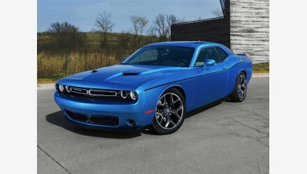 2016 Dodge Challenger SXT for sale 101349860