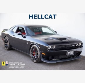 2016 Dodge Challenger SRT Hellcat for sale 101355701