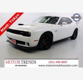 2016 Dodge Challenger SRT Hellcat for sale 101395809