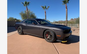 2016 Dodge Challenger SRT Hellcat for sale 101465227