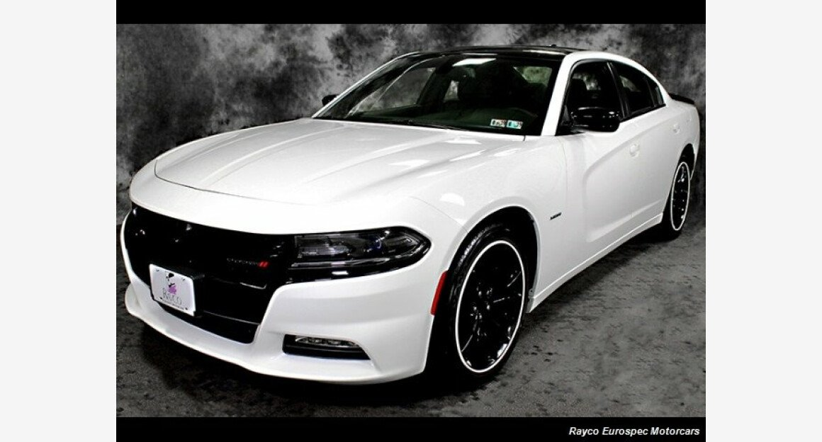 2016 Dodge Charger R/T for sale 101028672