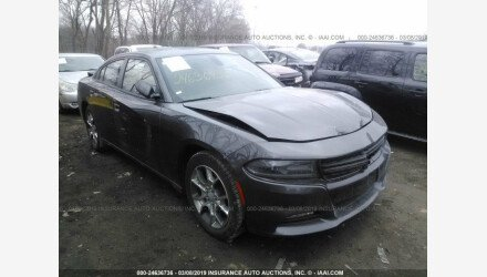 2016 Dodge Charger SXT AWD for sale 101126521