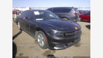 2016 Dodge Charger SE for sale 101128351