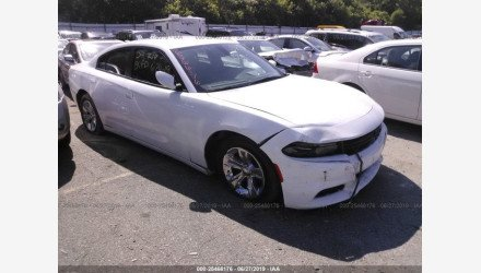 2016 Dodge Charger SXT for sale 101207508