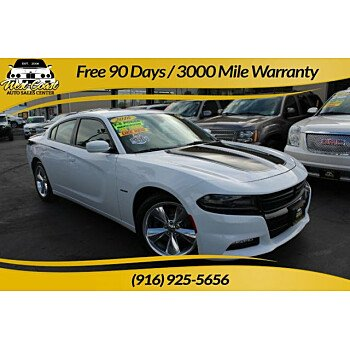 2016 Dodge Charger R/T for sale 101214477