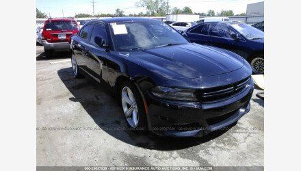 2016 Dodge Charger R/T for sale 101218188