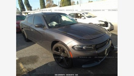 2016 Dodge Charger SXT for sale 101222272