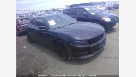 2016 Dodge Charger R/T for sale 101236499