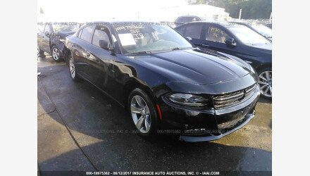 2016 Dodge Charger SXT for sale 101236699