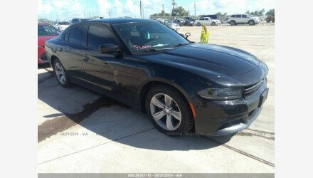 2016 Dodge Charger SXT for sale 101238965
