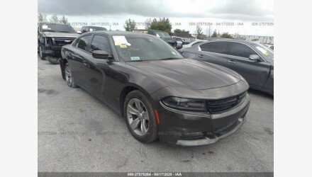 2016 Dodge Charger SXT for sale 101346812