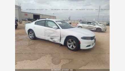 2016 Dodge Charger SXT for sale 101488446