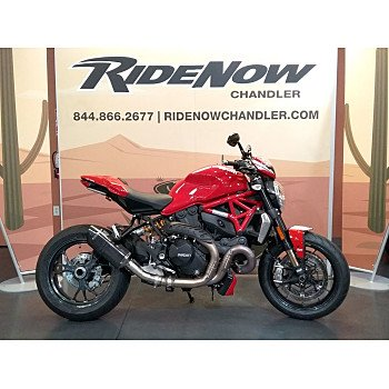 2016 Ducati Monster 1200 R for sale 200943154