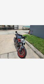 2016 Ducati Monster 821 for sale 200909688