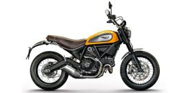 2016 Ducati Scrambler Classic specifications