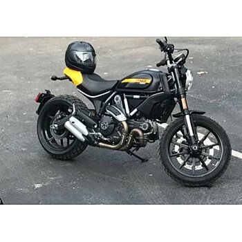 2016 Ducati Scrambler for sale 200522508