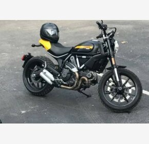 2016 Ducati Scrambler for sale 200522508