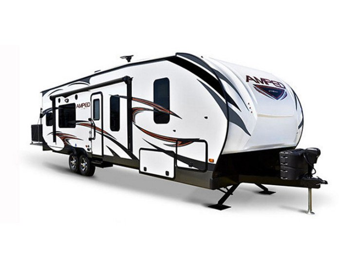 2016 EverGreen Amped 26FS specifications