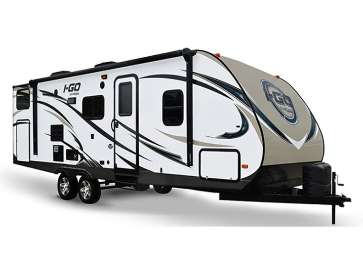 2016 EverGreen i-Go G245RKDS specifications