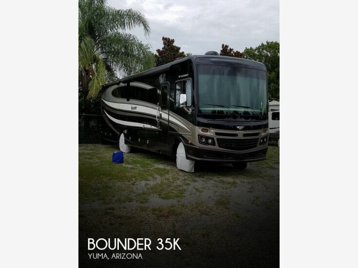 2016 Fleetwood Bounder for sale 300281009