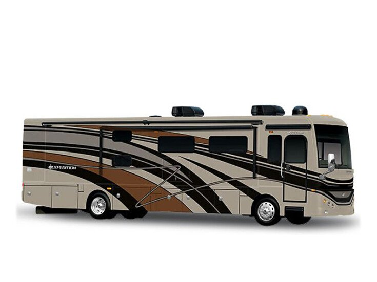 2016 Fleetwood Expedition 38S specifications