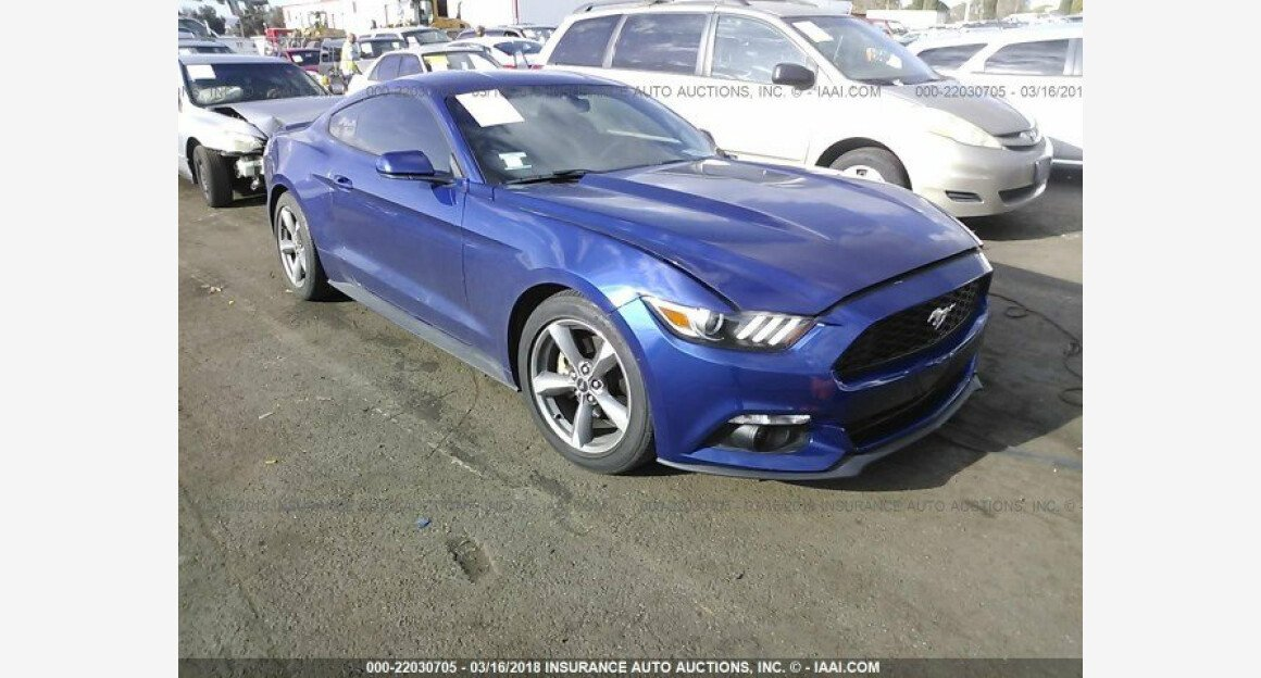 2016 Ford Mustang Coupe for sale 101015906