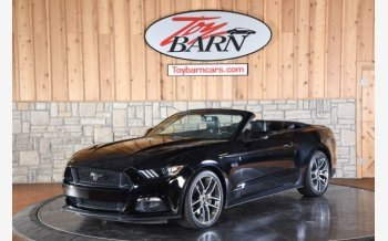 2016 Ford Mustang GT Convertible for sale 101071695