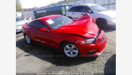 2016 Ford Mustang Coupe for sale 101015920