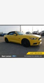 2016 Ford Mustang GT Convertible for sale 101068183