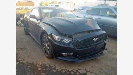 2016 Ford Mustang Coupe for sale 101101161