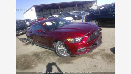 2016 Ford Mustang Coupe for sale 101107539