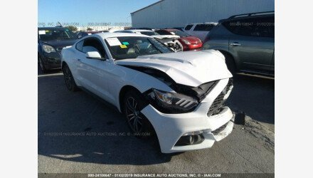 2016 Ford Mustang Coupe for sale 101112770