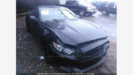 2016 Ford Mustang Coupe for sale 101118070