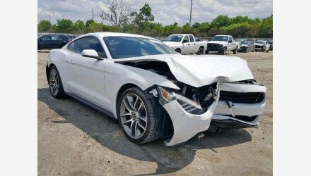 2016 Ford Mustang Coupe for sale 101129665