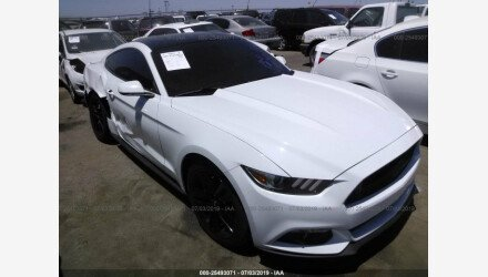 2016 Ford Mustang Coupe for sale 101192430