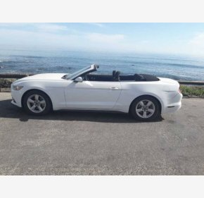 2016 Ford Mustang Convertible for sale 101214513