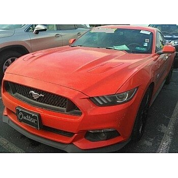 2016 Ford Mustang GT Coupe for sale 101253119