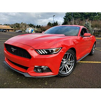 2016 Ford Mustang Coupe for sale 101266974
