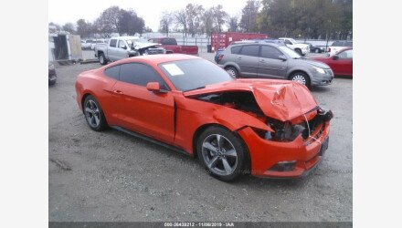 2016 Ford Mustang Coupe for sale 101281486