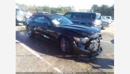 2016 Ford Mustang Convertible for sale 101281546