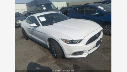 2016 Ford Mustang Coupe for sale 101409944